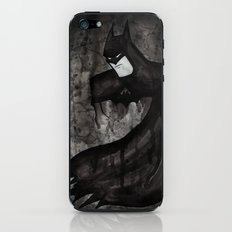 Black Bat iPhone & iPod Skin