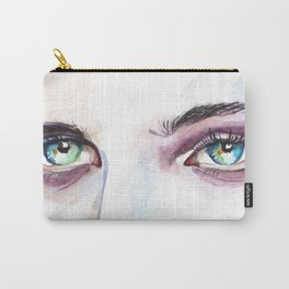 Hanging by a Thread Carry-All Pouch