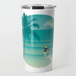 Toes to the nose Travel Mug