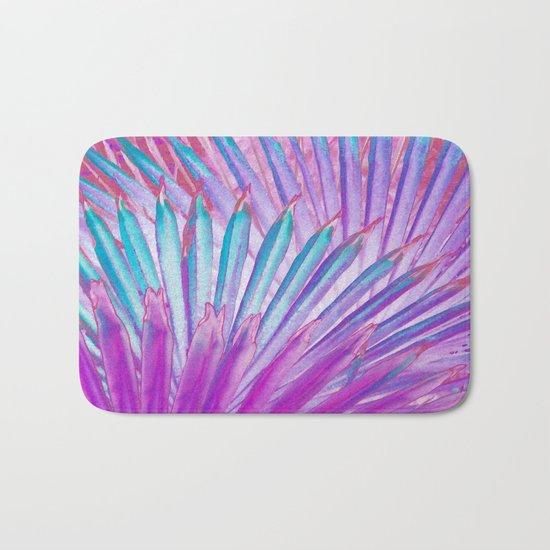 Glorious Morning in purple Bath Mat