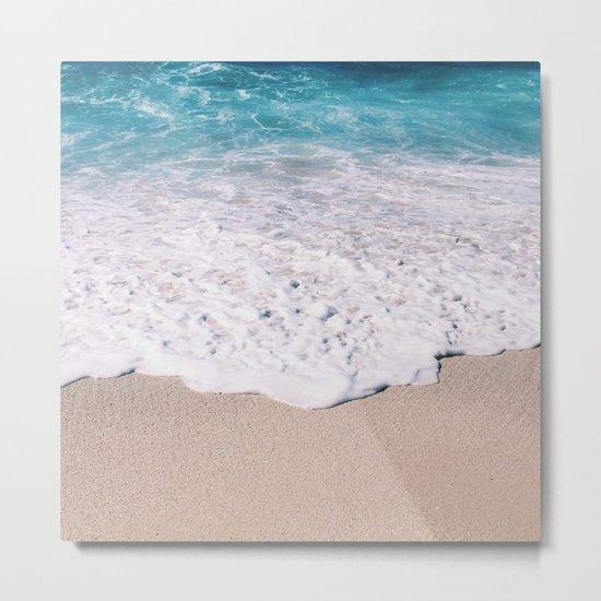 Beach Shore  Metal Print