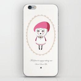 Sweet Sweet Tofu iPhone Skin