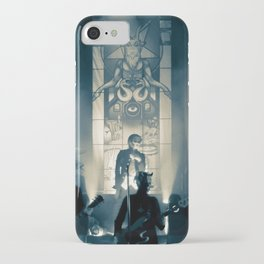 He is. iPhone Case