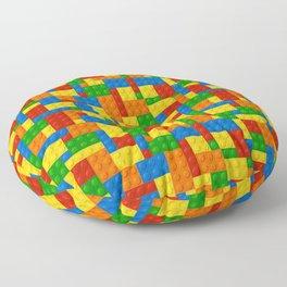 Building Blocks Floor Pillow