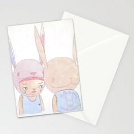 DEEP IN THE NIGHT DEEP IN THE MIST Stationery Cards