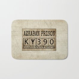 Azkaban Prison Bath Mat