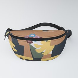 Nagmamahal, Kapre (Philippine Mythological Creatures Series) Fanny Pack