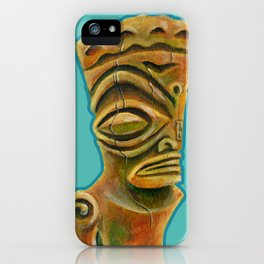 Marquesan East iPhone Case