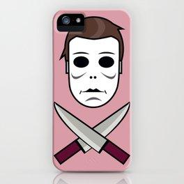Myers Head iPhone Case