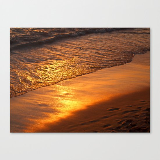 Time to relax Canvas Print