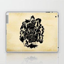 Thriller Laptop & iPad Skin