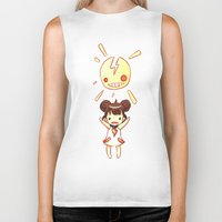 always sunny Biker Tanks featuring Sunny by Freeminds