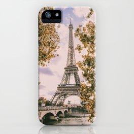 La Tour Eiffel - Paris iPhone Case