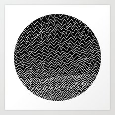 W011 Art Print