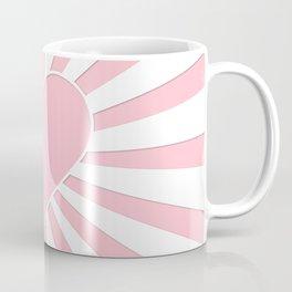 Pink Bubblegum Valentine Love Explosion Coffee Mug