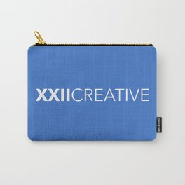 XXIICREATIVE Carry-All Pouch