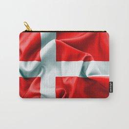 Denmark Flag Carry-All Pouch