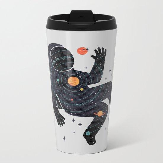 Inner Space Metal Travel Mug