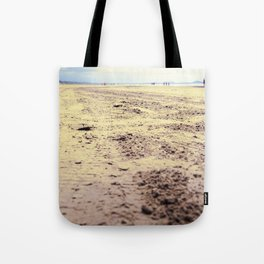 Beach Sand Tote Bag
