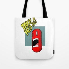 pill Tote Bag