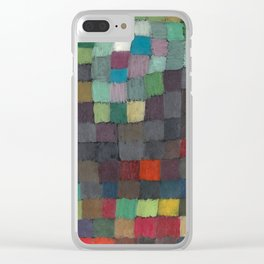 Paul Klee, May Picture, 1925 Clear iPhone Case
