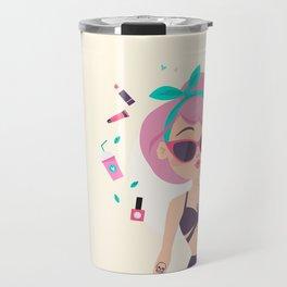 Let me take a selfie ! Travel Mug