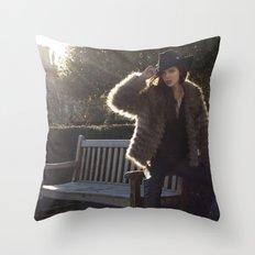 Fashion 1 Throw Pillow