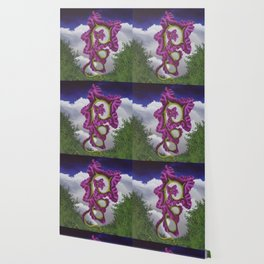 Purple Poppy Flower Wallpaper