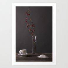 Sugar Still Art Print