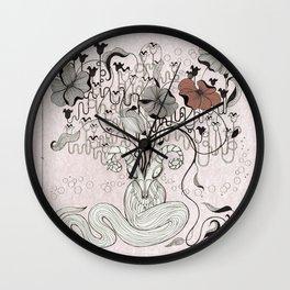 dream about pregnacy Wall Clock