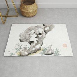 White Spot by Hu Zhengyan Rug