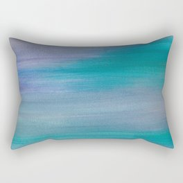 Ocean Mermaid Series 1 Rectangular Pillow