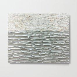 Grey Seas 2 Metal Print