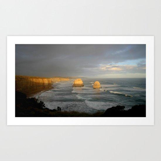 Limestone Coast - Australia Art Print