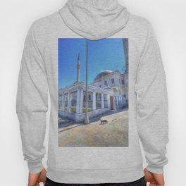 Istanbul Mosque Cat Hoody
