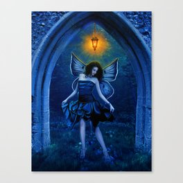 Elven Light Canvas Print