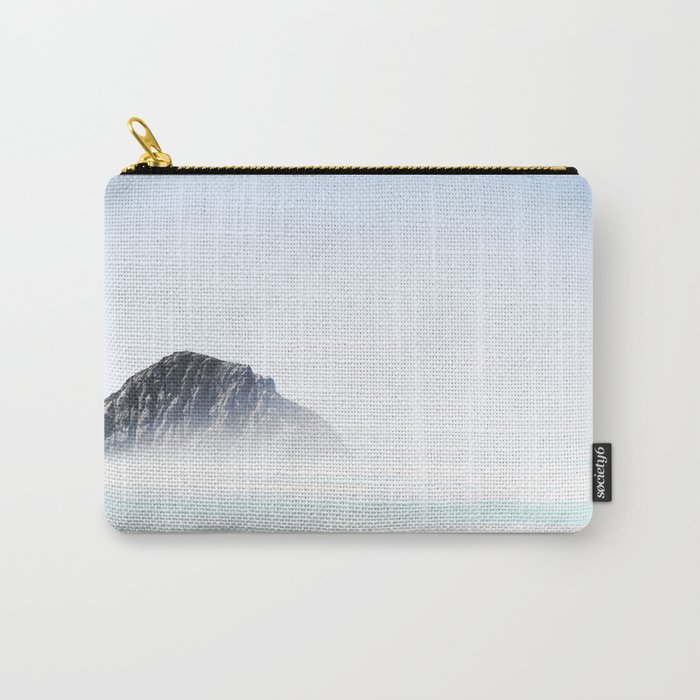 Foreign still Carry-All Pouch