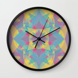 E.S.N.S.N Novo 6 Wall Clock