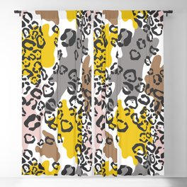 Primal Instinct Blackout Curtain