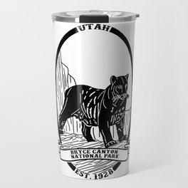 Bryce Canyon Emblem Travel Mug
