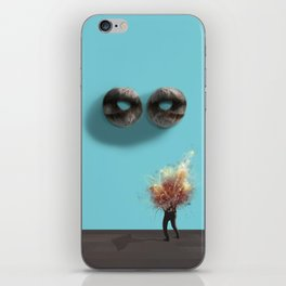 Stendhal Syndrome iPhone Skin