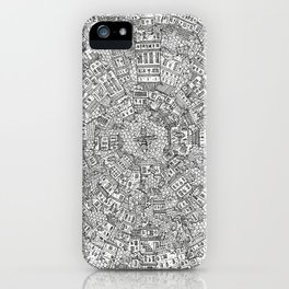 The Inner Hive iPhone Case