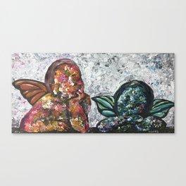 Cherubs Canvas Print