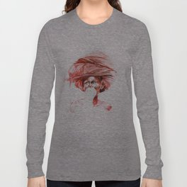 Old Indian Long Sleeve T-shirt