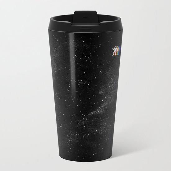 Gravity V2 Metal Travel Mug