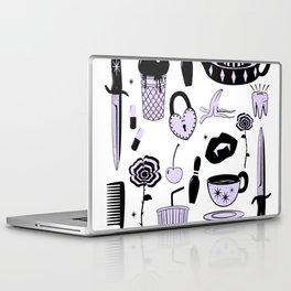 Switchblades Laptop & iPad Skin