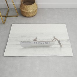 Brigantine Lifeboat Rug