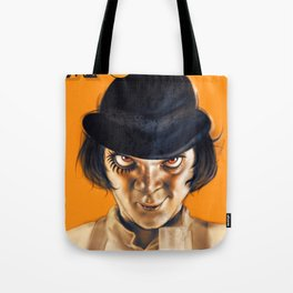 Alex DeLarge Tote Bag