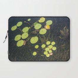 Water Greens Laptop Sleeve