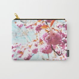 Miss Flower... Carry-All Pouch